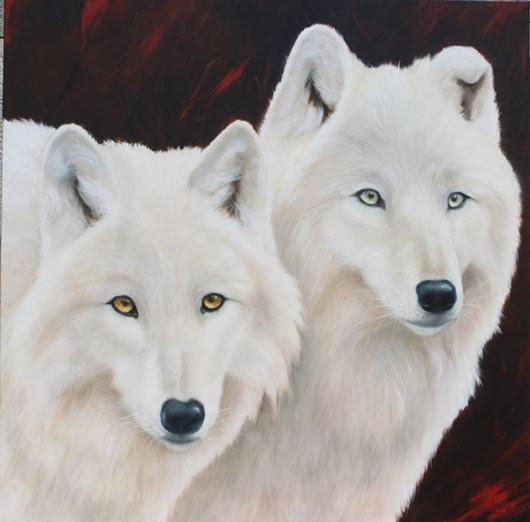 loups arctique